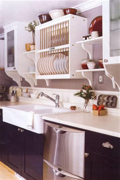 ideas de estanterias abiertas en la cocina decorar hogar