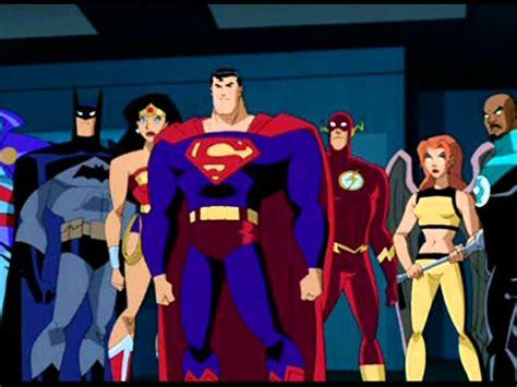 Section 5 Fantasy Fight-(jla Cartoon Vs Avengers Cartoon