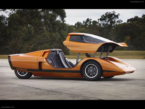 Holden Hurricane Concept 1969 Exotic Car Image 16 Of 50