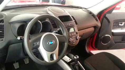 Interior Kia Soul 2014 Video Versión Colombia