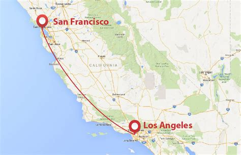 Private Plane Shuttle Between Los Angeles And San