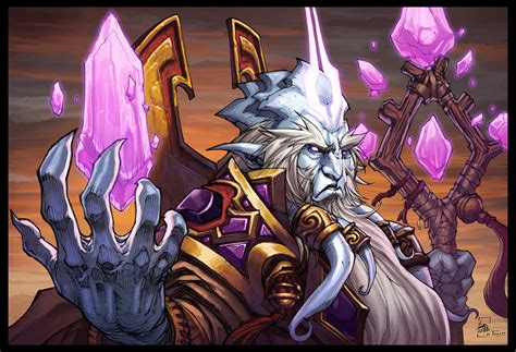 deck cartes l 233 gendaires velen hearthstone heroes of warcraft