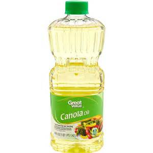Pictures of Canola Oil
