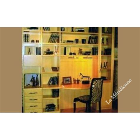 meuble biblioth 232 que modulaire avec bureau int 233 gr 233 la meridienne d 233 coration