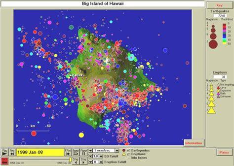 figure  earthquakes     theisland