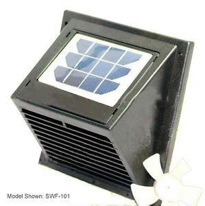 solar shed fan new wall solar vent fan for bathroom basement greenhouse