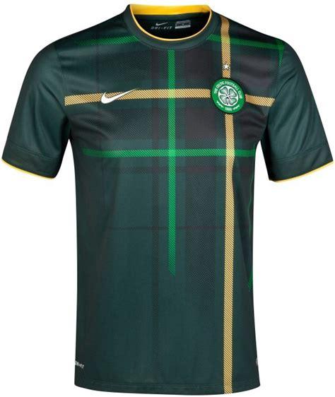 New Celtic Away Top 1415 Green Celtic Away Strip 2014