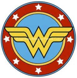 Wonder Woman Logo Printable