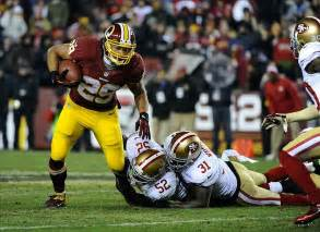 ers  redskins  turning point