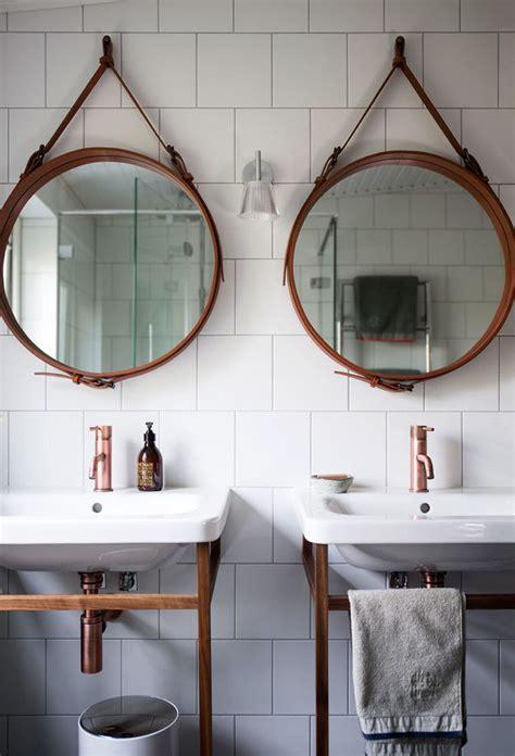 25+ best ideas about Round Bathroom Mirror on Pinterest