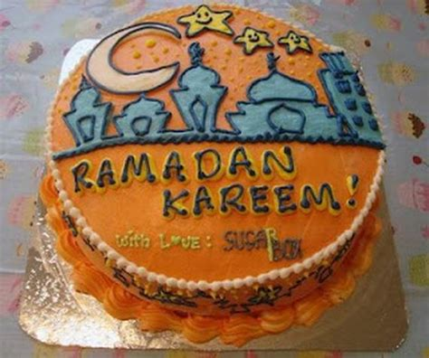 ramadan themed cakes cupcakes decorating ideas family