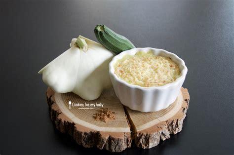 recette de purée de patisson courgette et pomme de terre