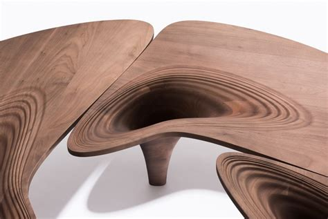 zaha hadids final furniture collection debuts  london
