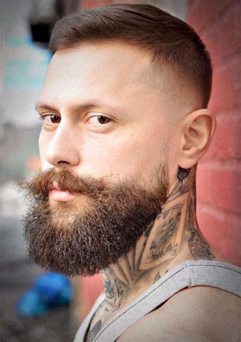 top  hairstyles  men  beards