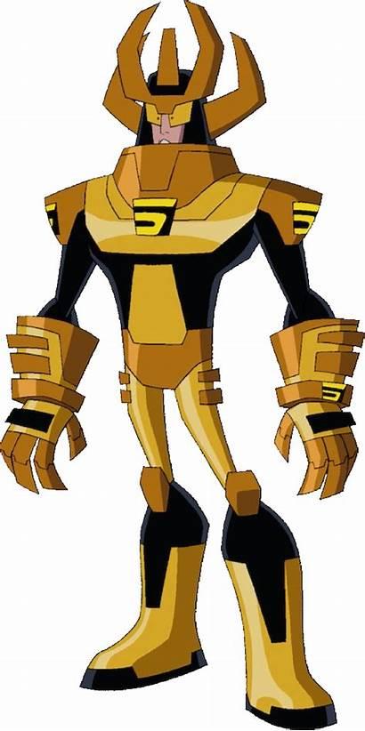 Mark Armor Exo Fandom Ben10 Ben