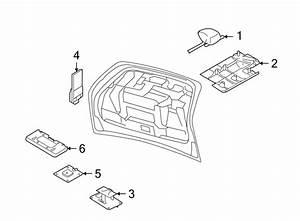 Audi A4 Radio Antenna Mast  Repair - 8h0035503e