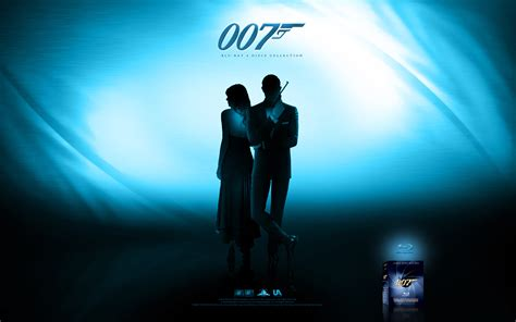 James Bond Widescreen Br3