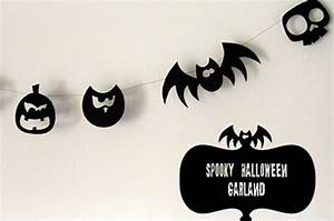 Deco Halloween A Fabriquer : deco a faire soi meme halloween visuel 6 ~ Melissatoandfro.com Idées de Décoration