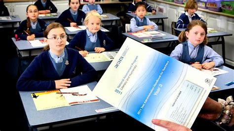 Naplan's The New Entry Hurdle  Schools Reject Kids With Poor Test Results  Breaking National
