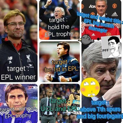 English Premier League Memes - image gallery epl memes