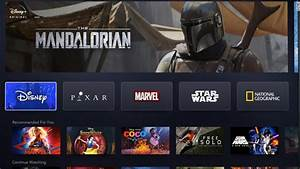 Disney+: All the shows and movies on Disney's streaming ...