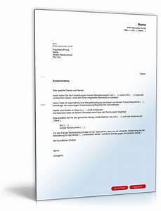 Privat Rechnung Stellen : zahlungsaufforderung an vermieter muster zum download ~ Themetempest.com Abrechnung