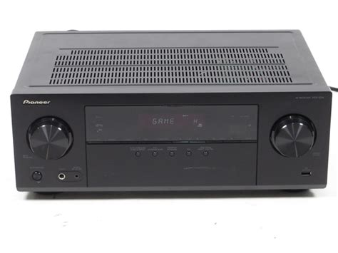Pioneer Vsx-524-k Av Hdmi 5.1 Receiver Home Theater Stereo