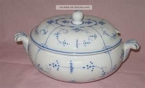 Villeroy Und Boch Dresden : villeroy boch dresden terrine oval indisch blau strohblume ca 1890 1920 ~ Orissabook.com Haus und Dekorationen