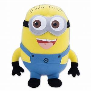 Despicable Me Jorge Minion Plush | Fuhzee