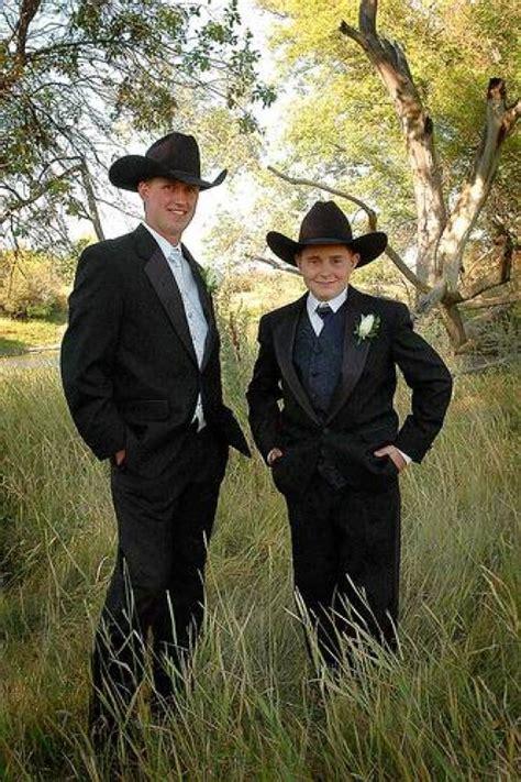 Western Wedding Mens Attire