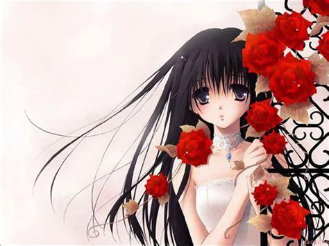 anime girl kawaii anime wallpaper  fanpop