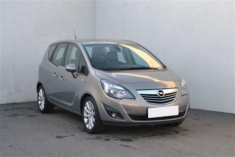 Recenze Ojetho Vozu Opel Meriva Autobazar Autoesa