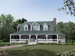country home with wrap around porch hill country farmhouse plan 049d 0010 house plans and more