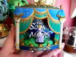 sound of music musical box ornament youtube
