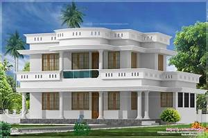 home design square feet villa exterior design kerala home With beautiful house images in kerala