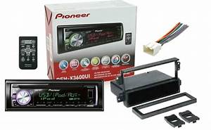 Pioneer Car Stereo Parts