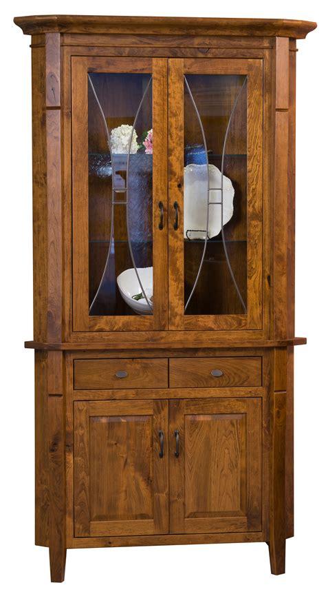 corner hutch for kitchen montpelier corner hutch hardwood creations