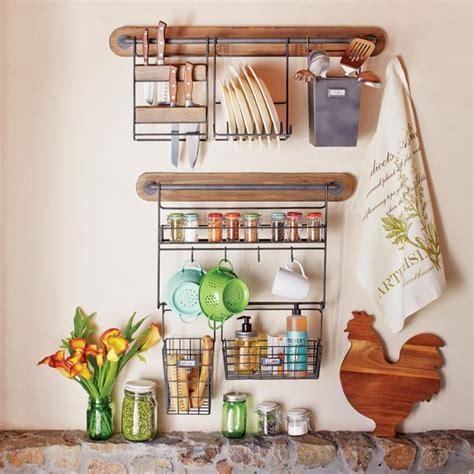 comment 軋 va bien 2 cuisine le rangement mural comment organiser bien la cuisine
