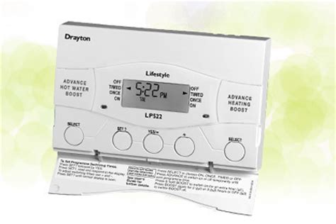 drayton lp522 programmer hshire heating components