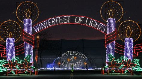 holiday light displays visit maryland