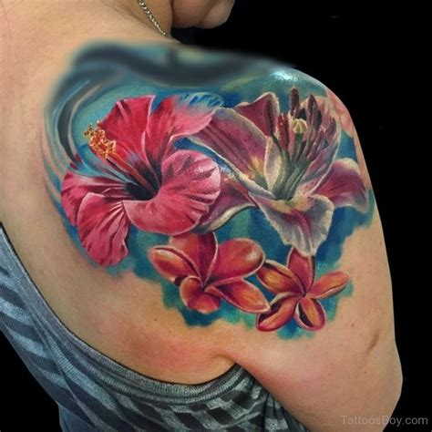 Hibiscus Tattoos  Tattoo Designs, Tattoo Pictures  Page 13
