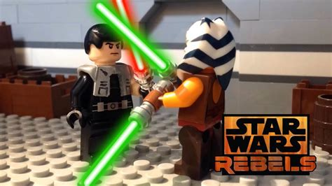 Lego Star Wars Rebels And The Force Unleashed Stop Motion
