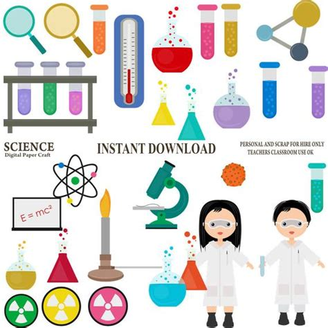 science clipart chemistry clipart school clipart experiment