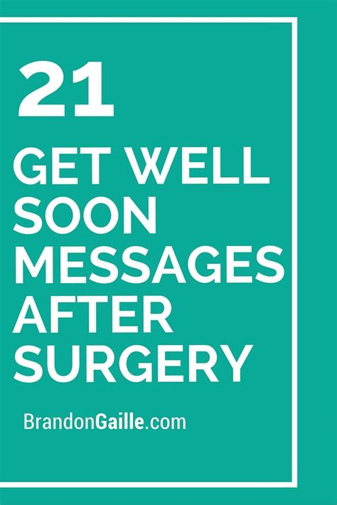 Funny Get Well Soon Quotes Sayings