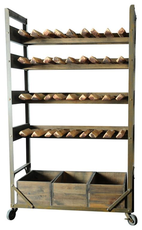 upcycled kitchen cabinets industrial loft wine rack and shelves industrial wine 3082