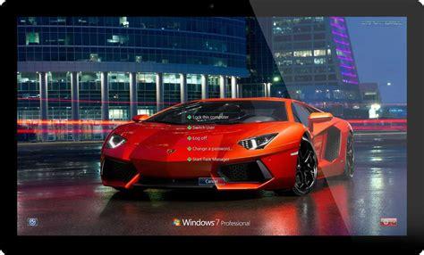 Car Wallpapers For Windows 7 by Lamborghini Cars Windows 8 Theme