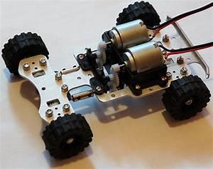 Arduino Rc Car  Android Control Via Bluetooth