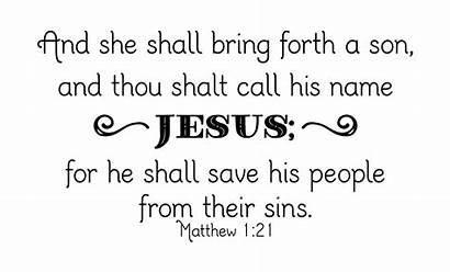 Word Christmas Heaven Nature Matthew Verse Digi