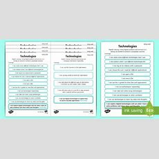 * New * Cfe Early Level Technologies Childfriendly Assessment Tracker