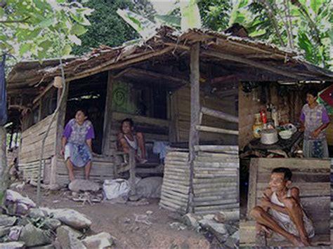 potret buram kemiskinan  indonesia  penyebabnya